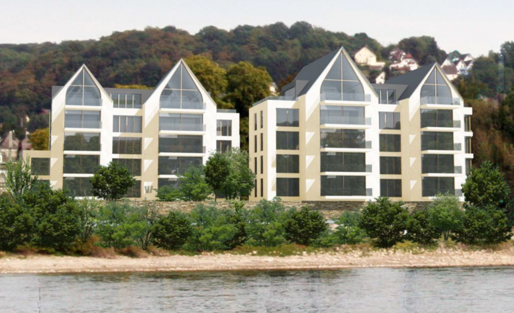 Linz am Rhein Main Image
