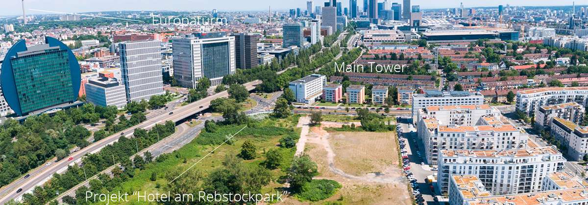 Lage Immobilieninvestment Hotel am Rebstockpark