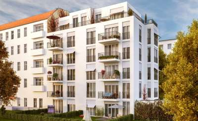 Immobilieninvestment Muse Berlin Titel
