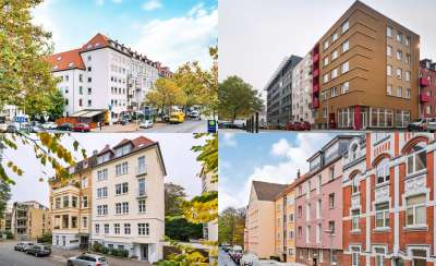 Immobilieninvestment Mitten in Hannover