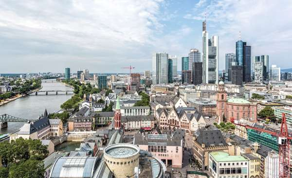 Frankfurt am Main Mainhattan