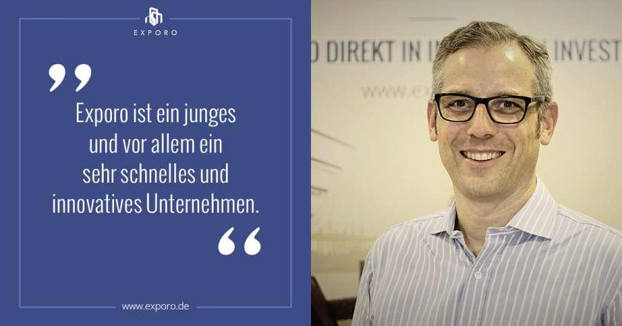Botho von Hülsen -  Senior Acquisition Manager Real Estate